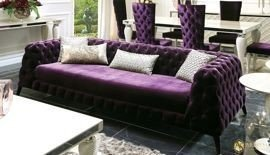 Sofa Glamour Marcello
